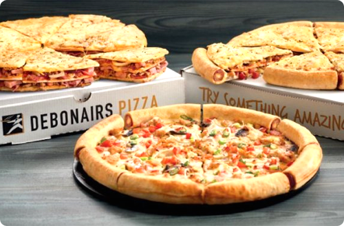 Debonairs Pizza | Month-end Marvels Prize