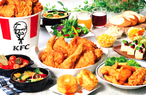 KFC | Month-end Marvels Prize