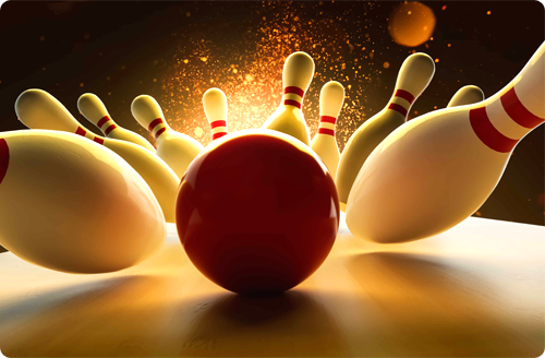 Lets Go Bowling | Month-end Marvels Prize