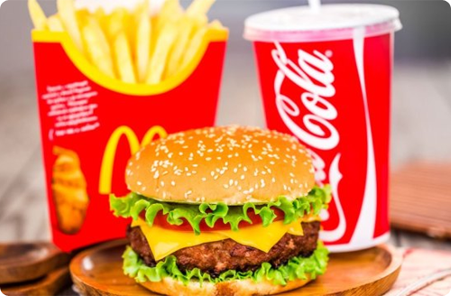 McDonalds | Month-end Marvels Prize
