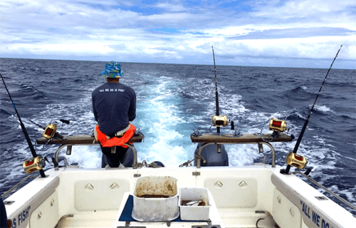Cape Town Fishing Charters | Mega Win