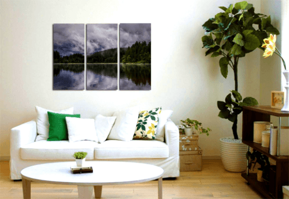 Printed Canvas - Smart Art