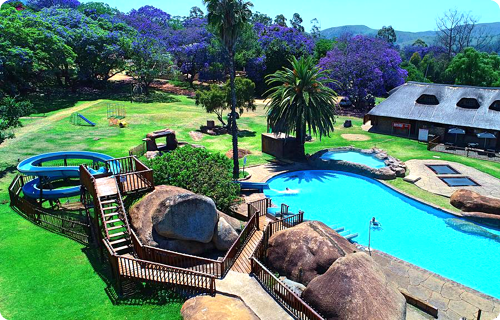 Gooderson Natal Spa Hot Springs & Leisure Resort | Mega Win