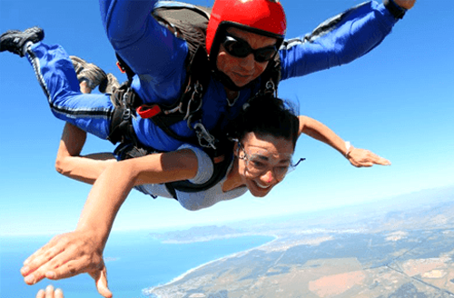 Skydive Cape Town | Mega Win