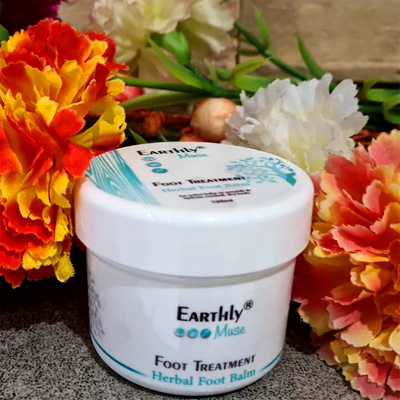 Earthly Muse Foot Treatment