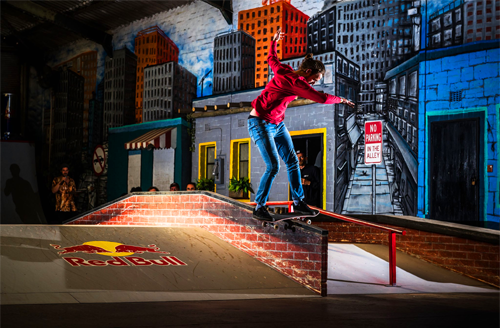 The Shred Indoor Skatepark - Cape Town | Fun-Tastic Prize